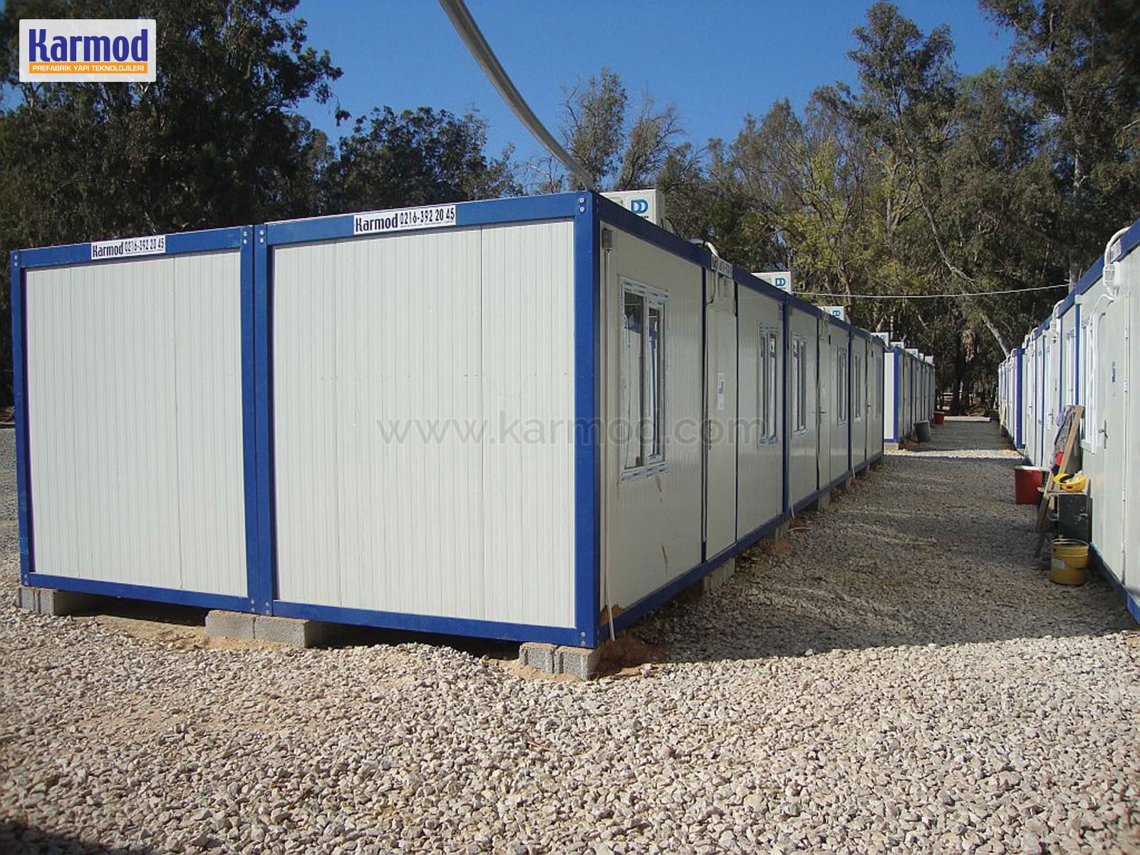 Modular Buildings & Site Offices