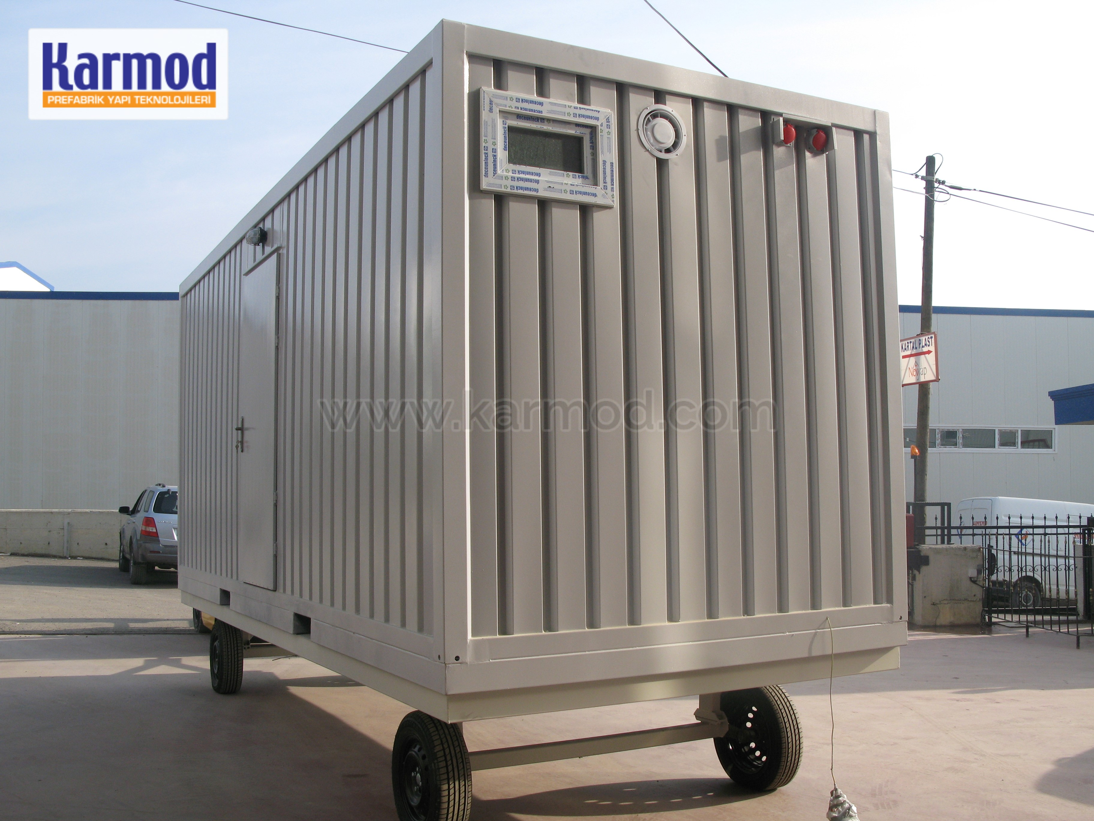 Modular Office Trailers