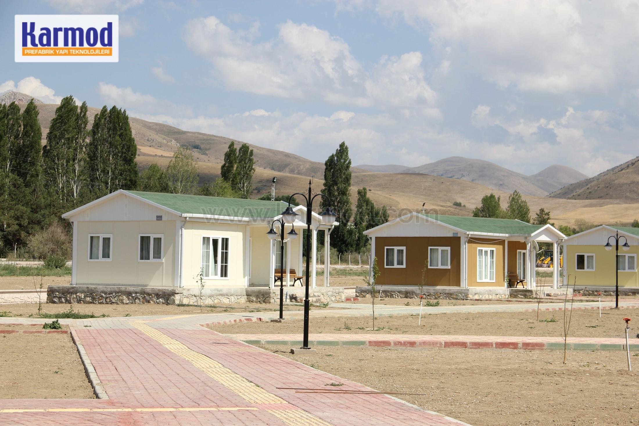 Namibia Mass Housing Project