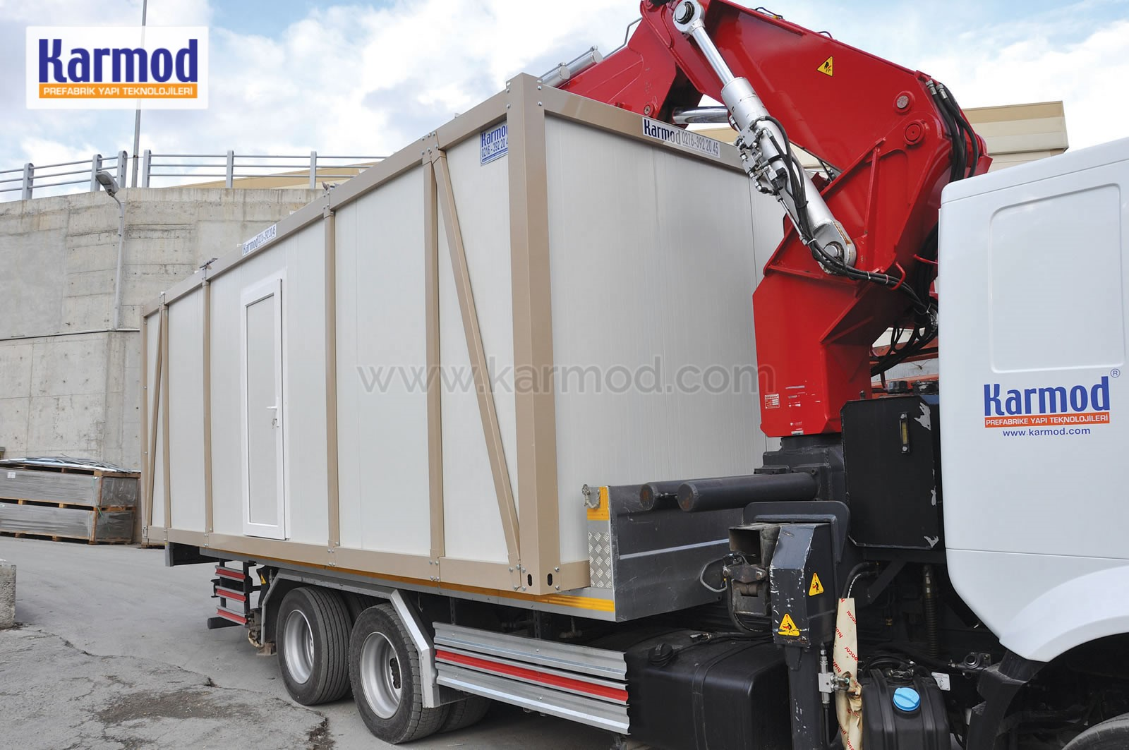 Portable Mobile Offices