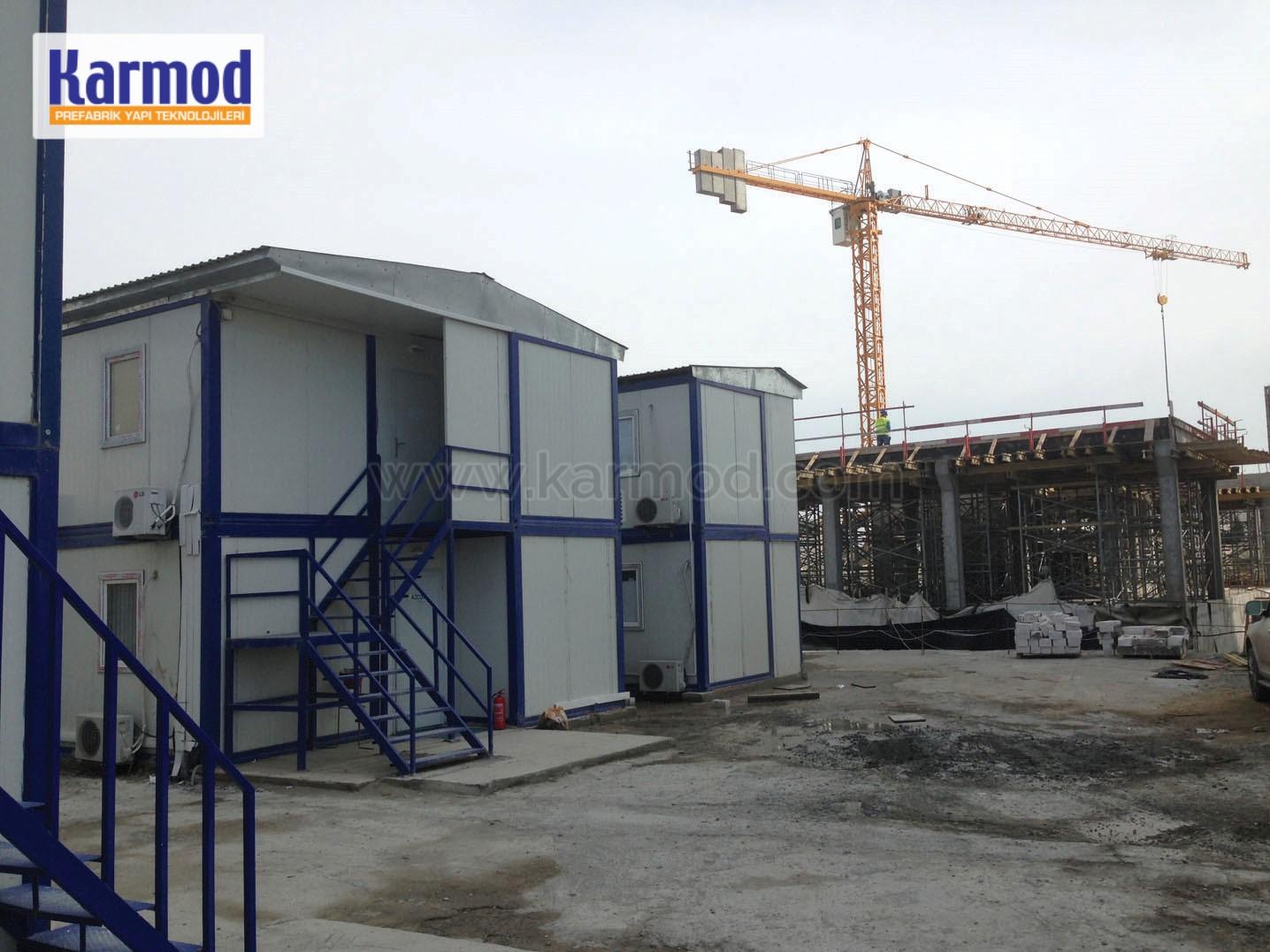 site accommodation