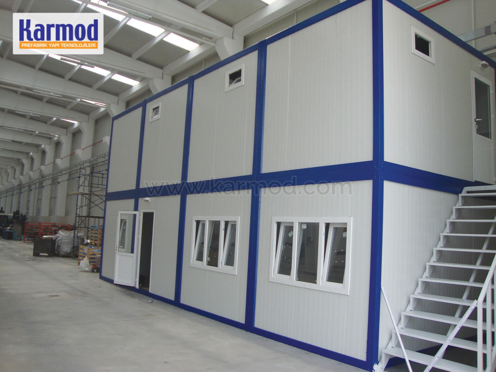Temporary Site Accommodation