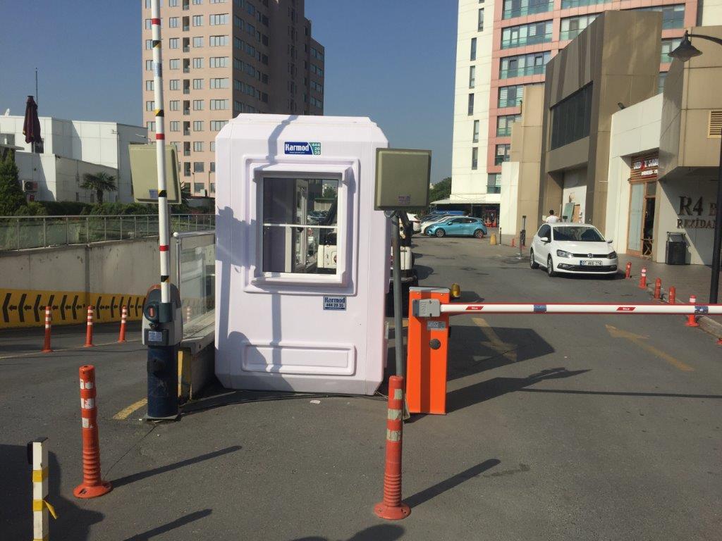 Parking Booths & Parking Lot Attendant Booths