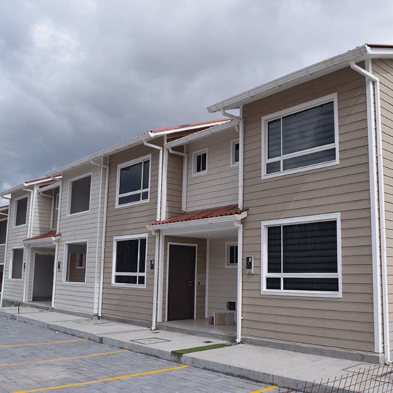 Multi-function Prefabricated Modular Housing