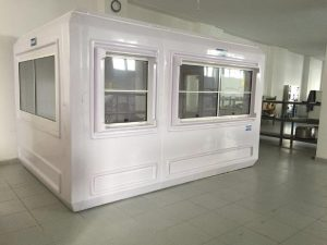 Prefab Valet Parking Booth