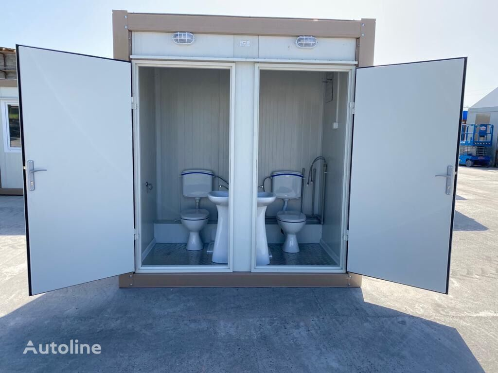Prefabricated Public Restrooms and Restrooms Kiosks