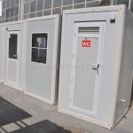 restrooms wc prefabricated
