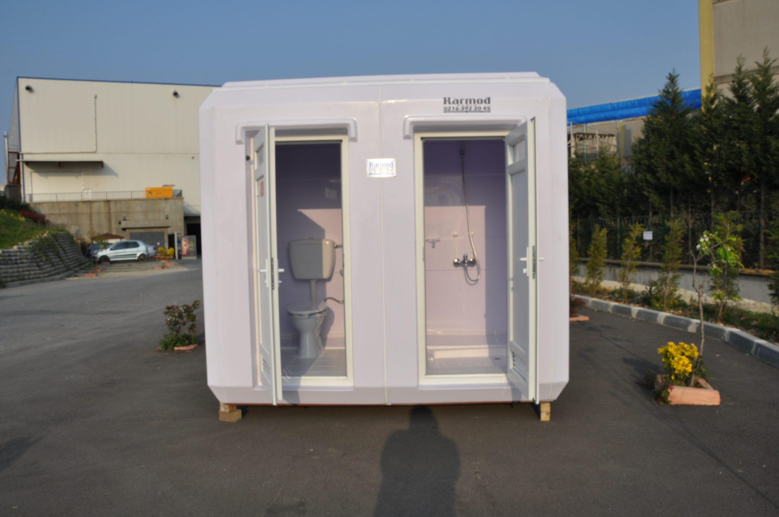 Restroom or Toilets