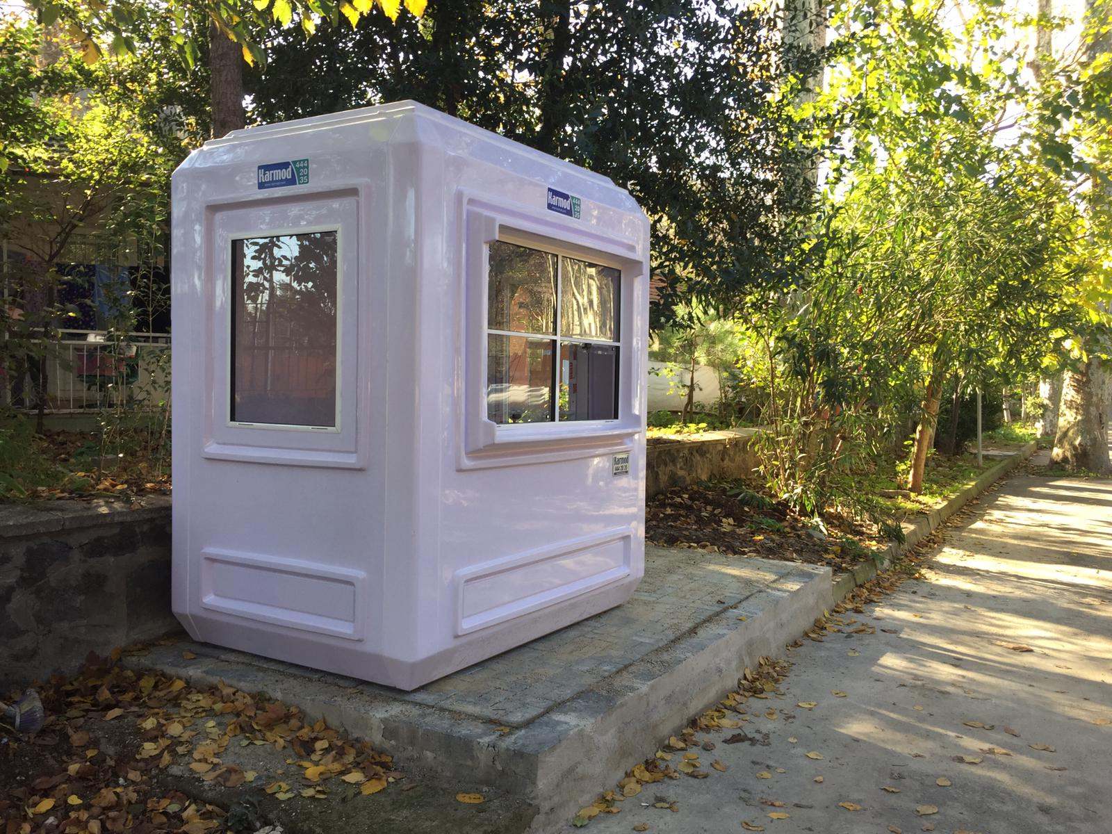 Security Booths and Prefab Security Booth for Sale