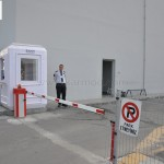 Armored Security Cabin