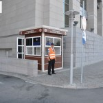Blast Resistant Guard House