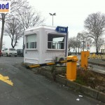 booth guard house