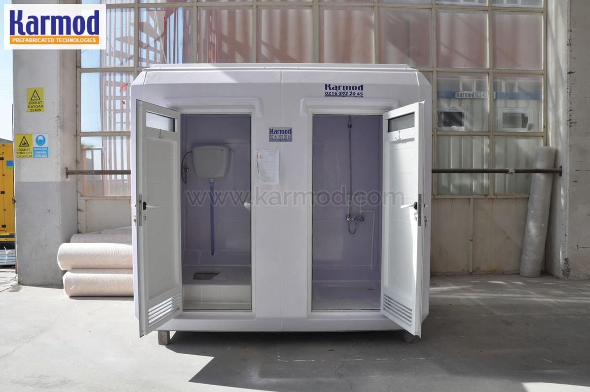 cabin restrooms
