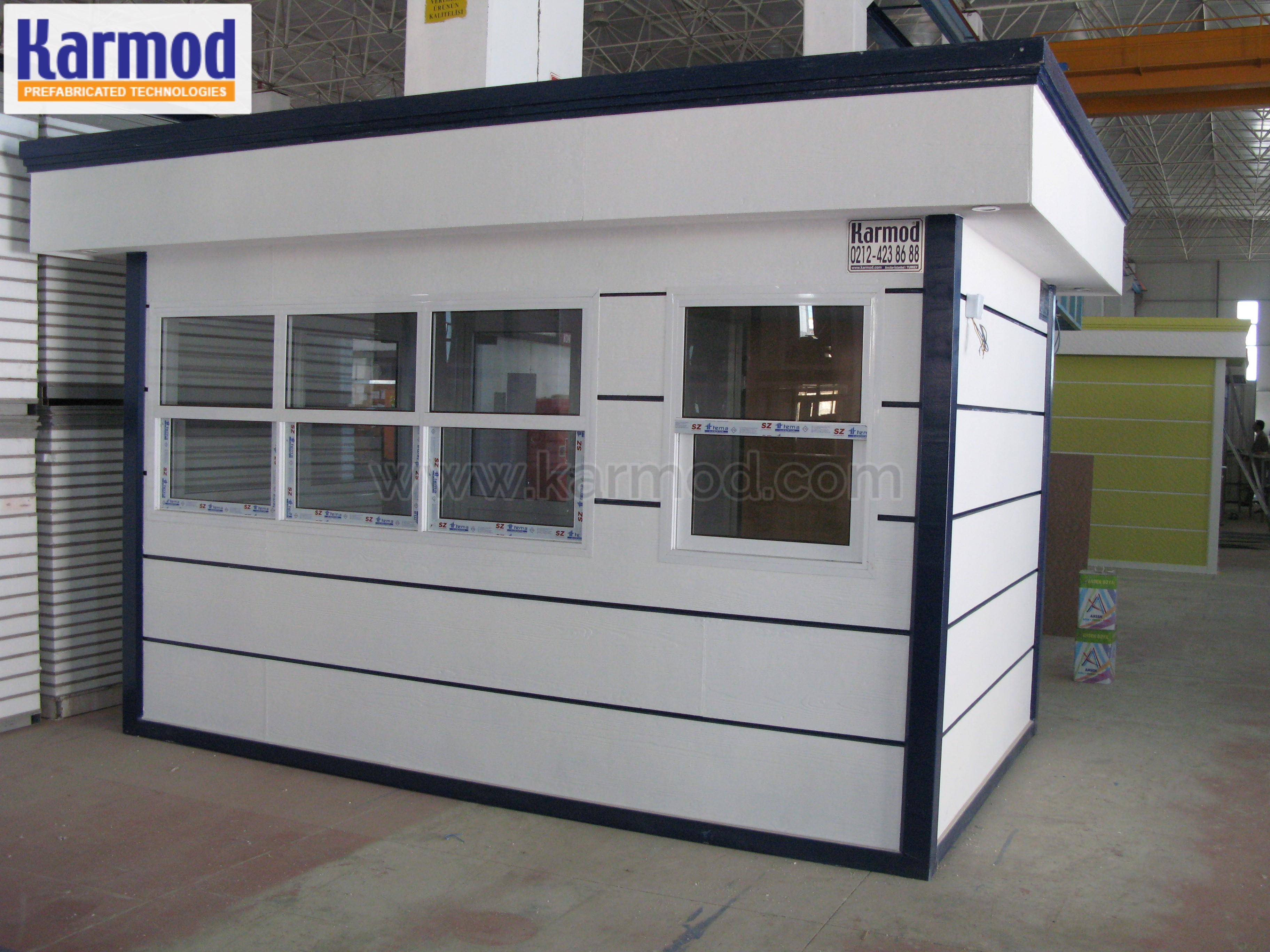 Cashier Ticket Booth