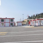 Gate Attendant Booths