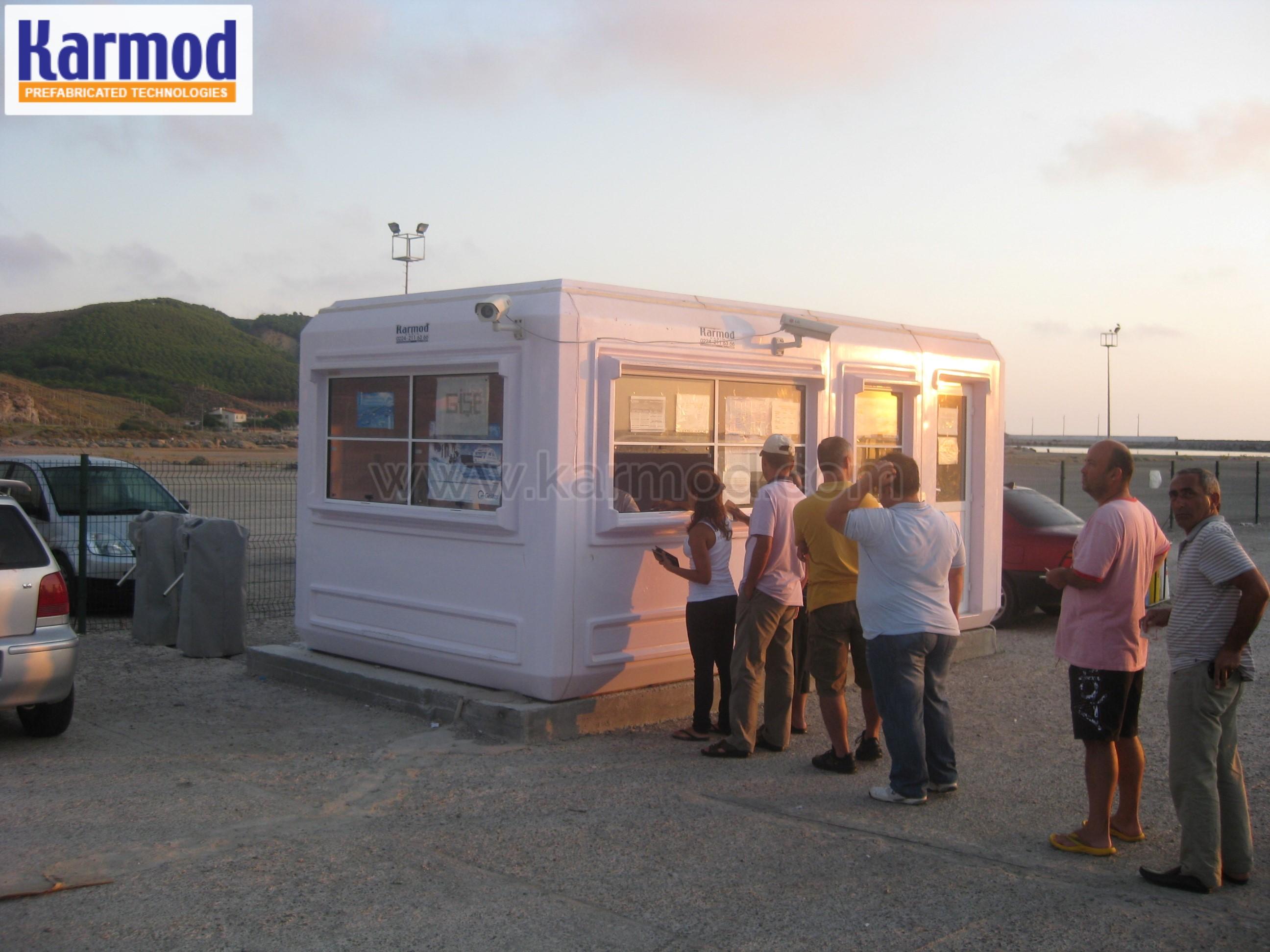 guardbooths modular building