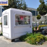 information kiosk booths