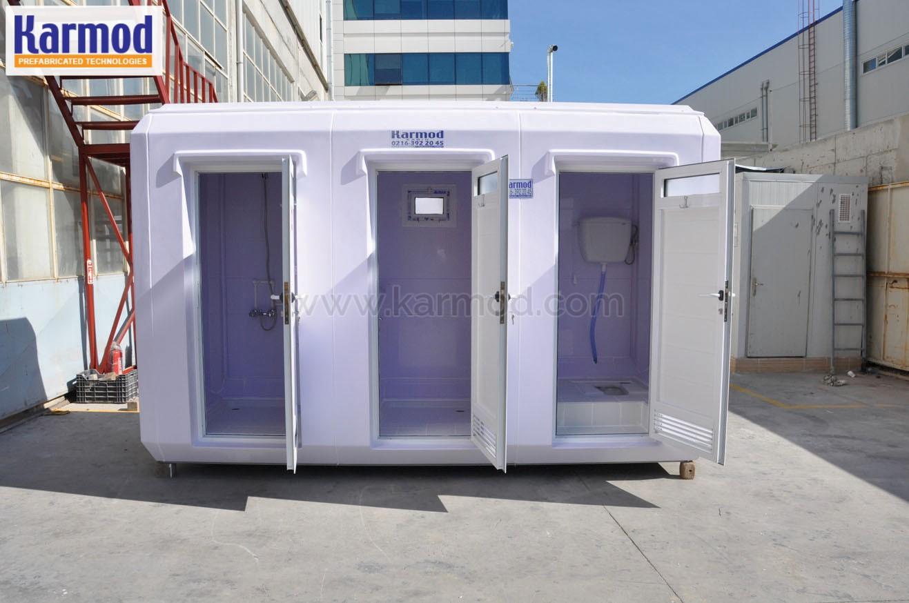 kiosk toilet