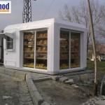 manufacturer shack