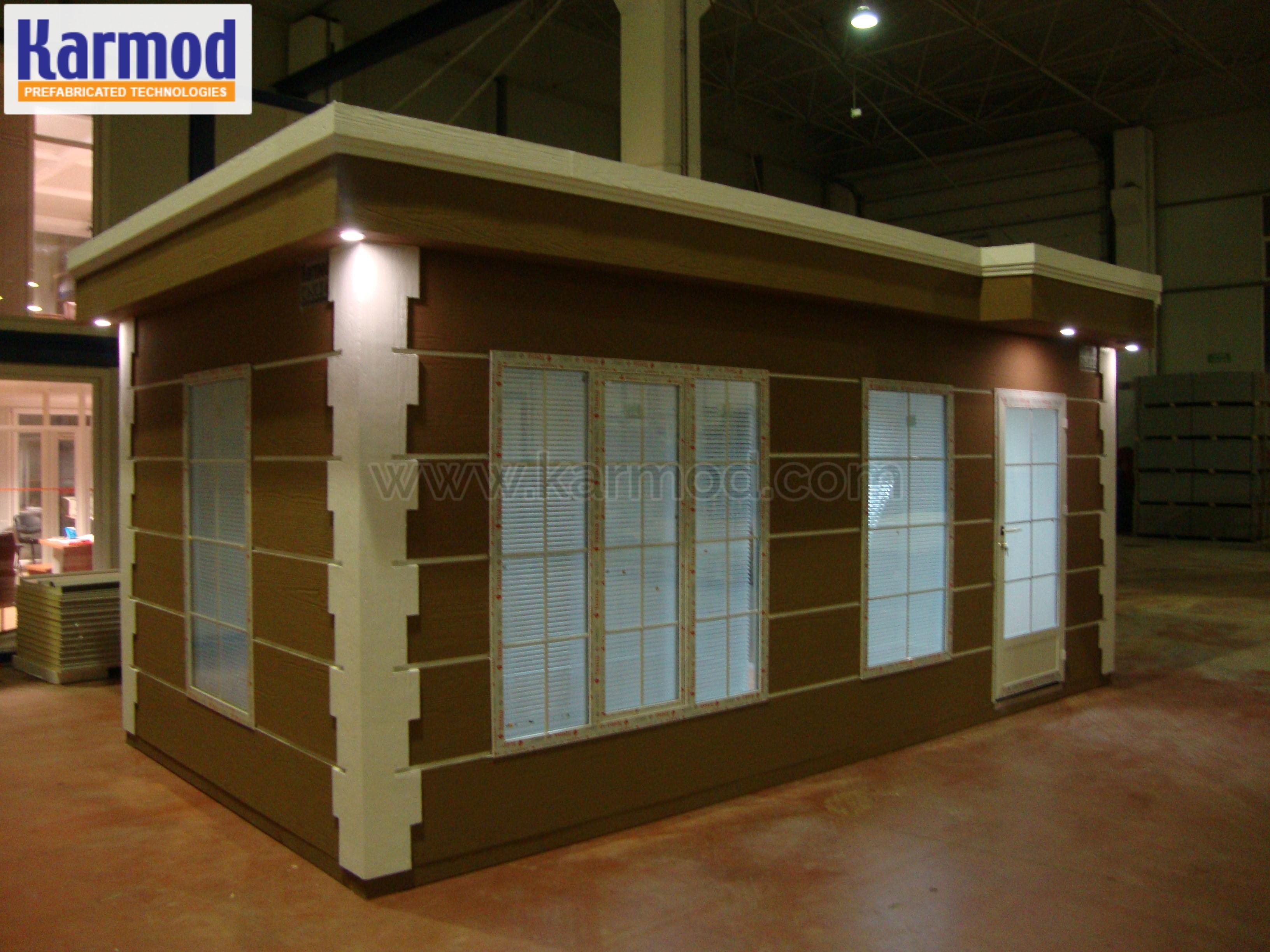 metropol control booths