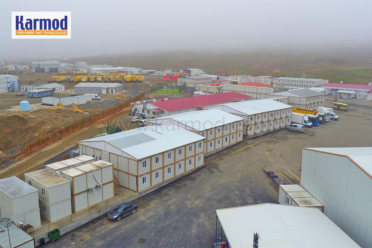 Mine site camps and Modular Buildings for Mine Sites