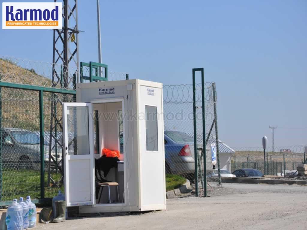 mobile guard shacks