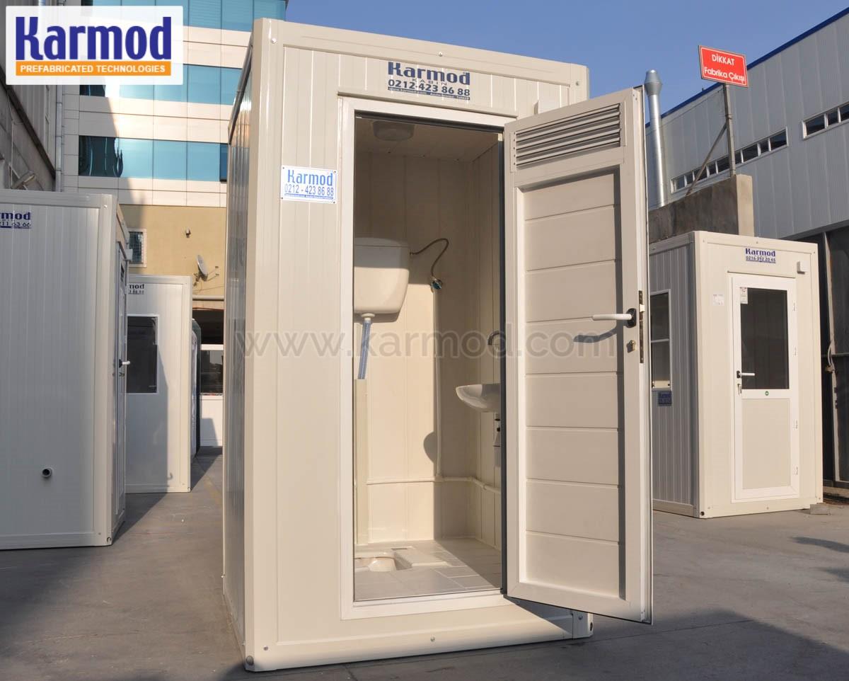 mobile restrooms