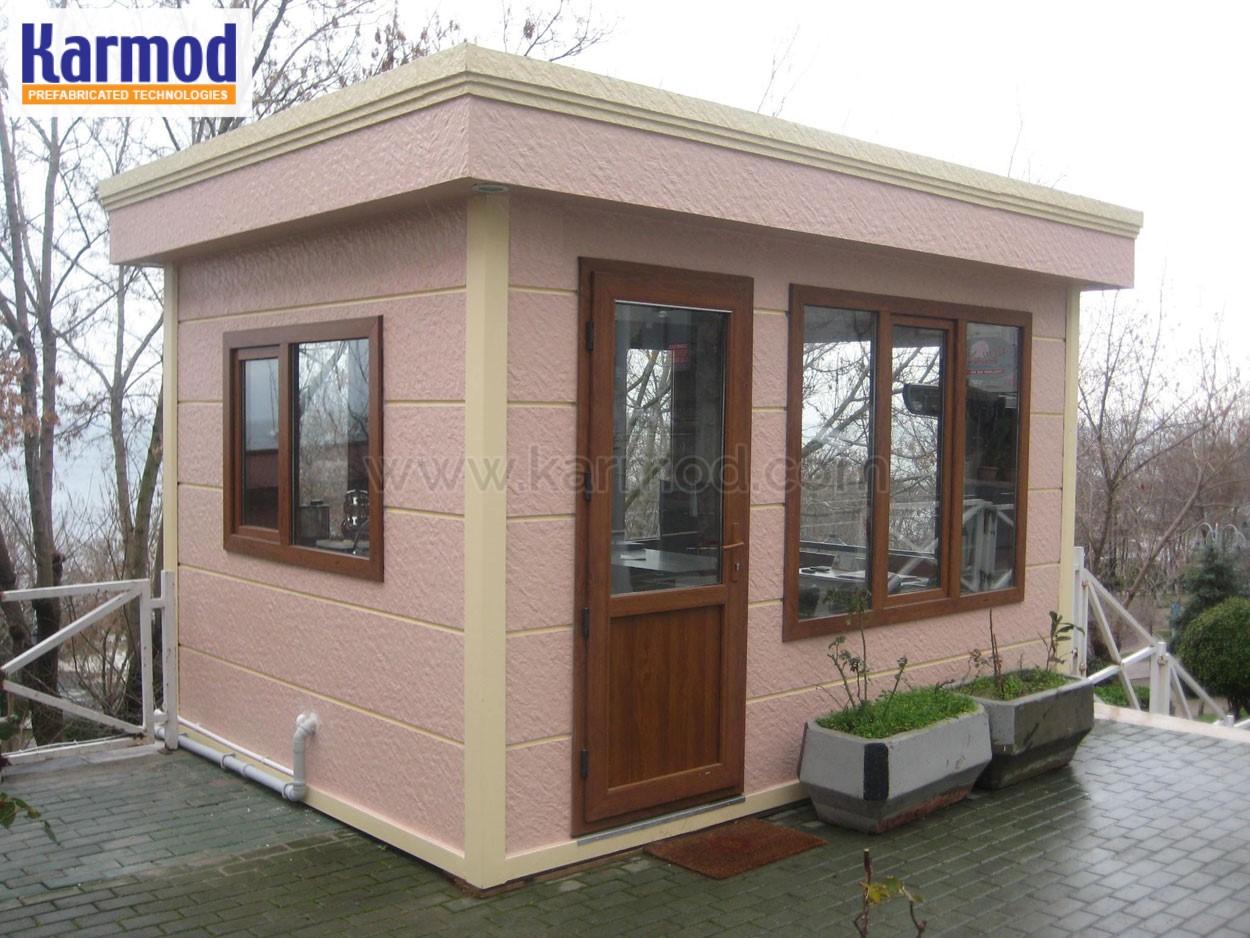 modular valet booths