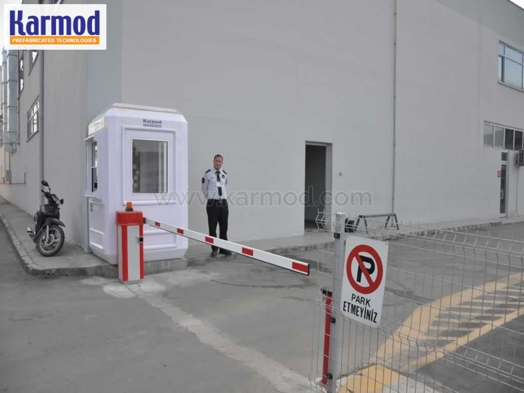 portable attendant booths