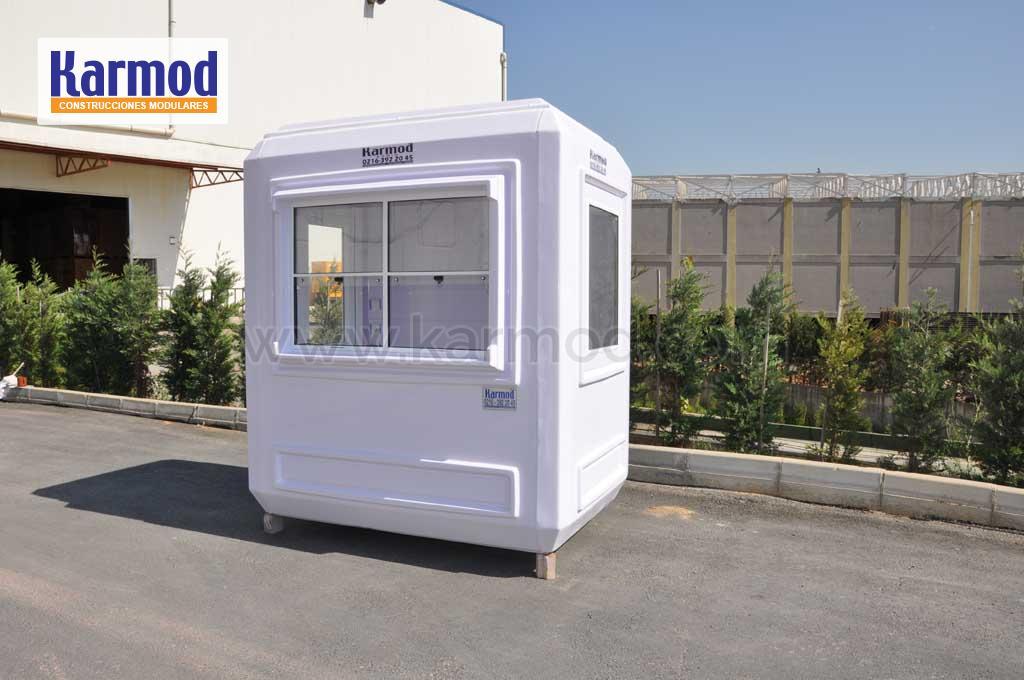 portable guard house