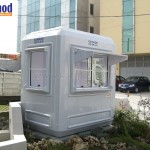 portable information booths