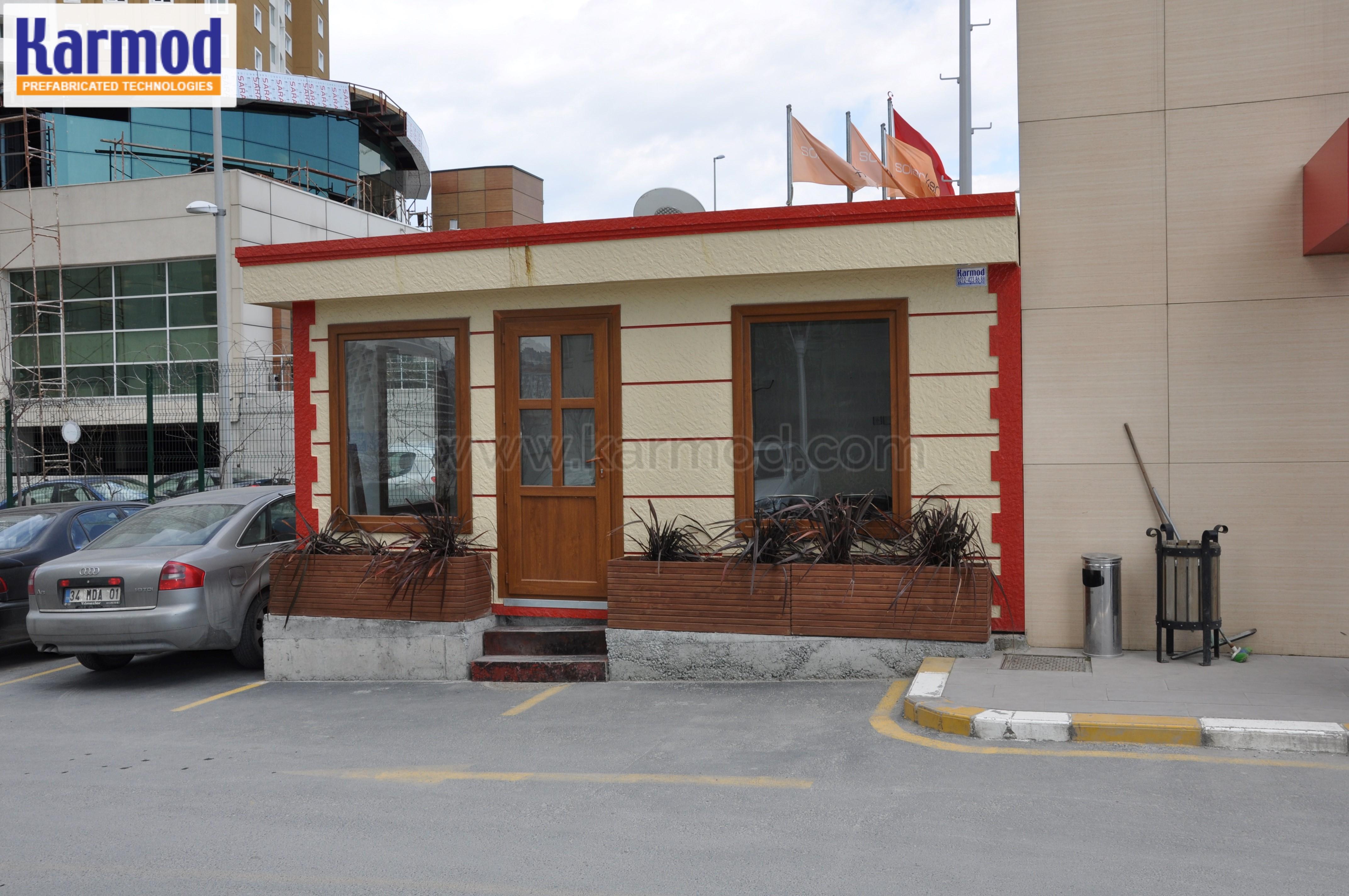 portafab guard booths