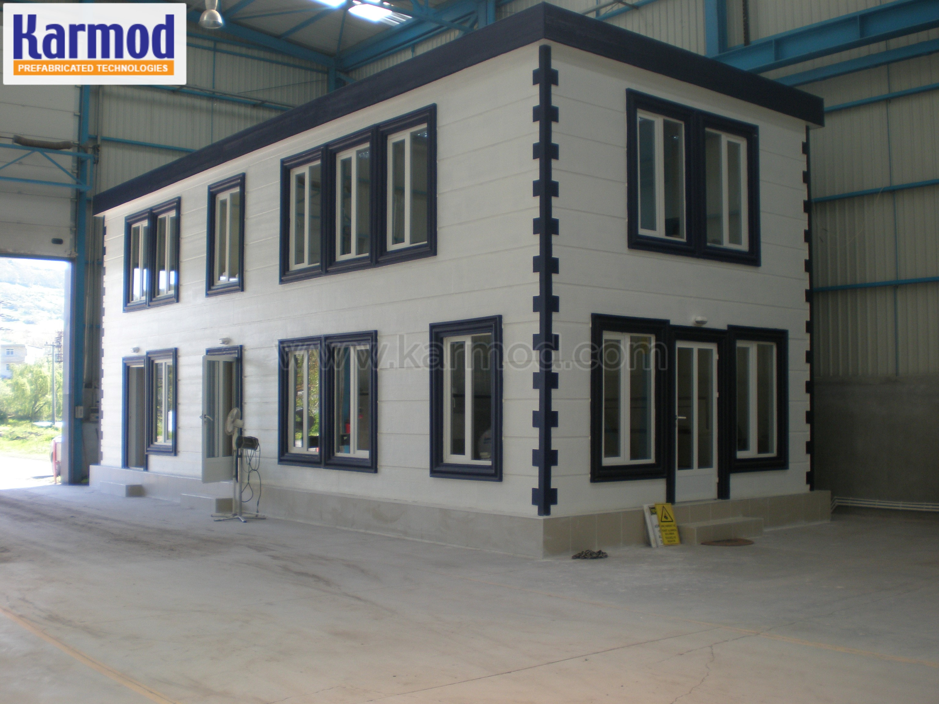 pre assembled cabin homes