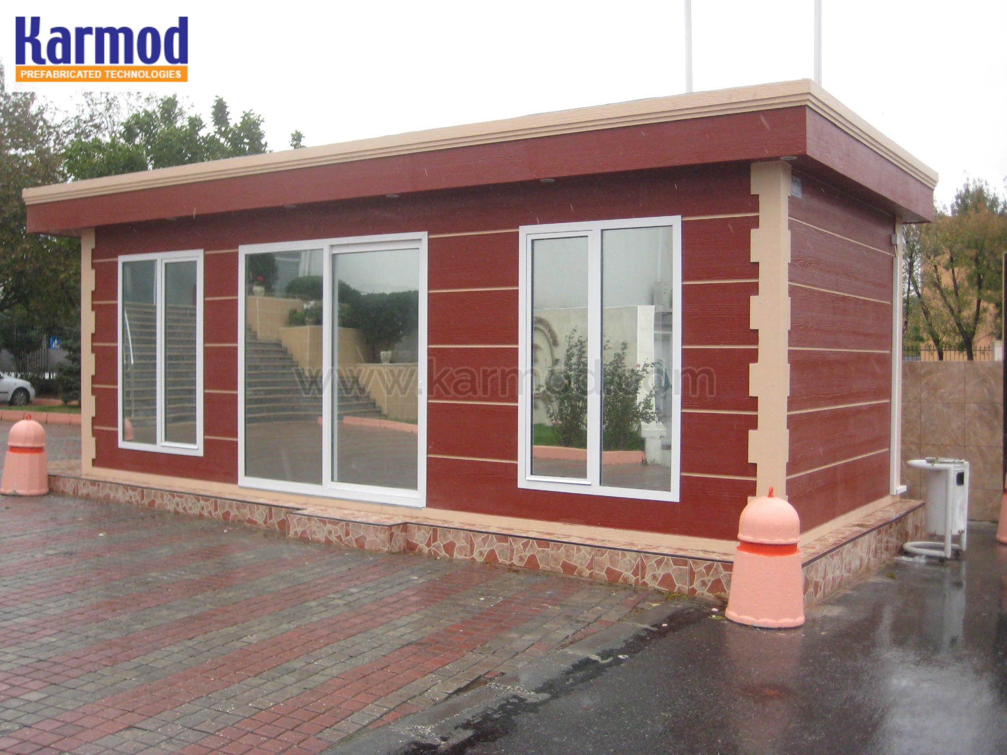 Pre-Assembled Modular Buildings