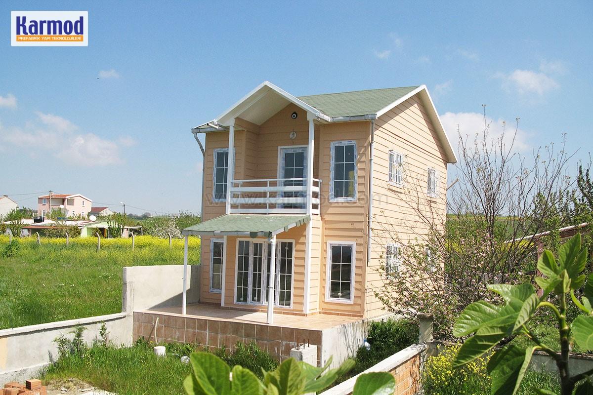 prefabricated housing construction