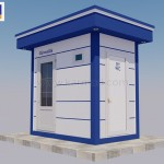 Prefabricated Restrooms