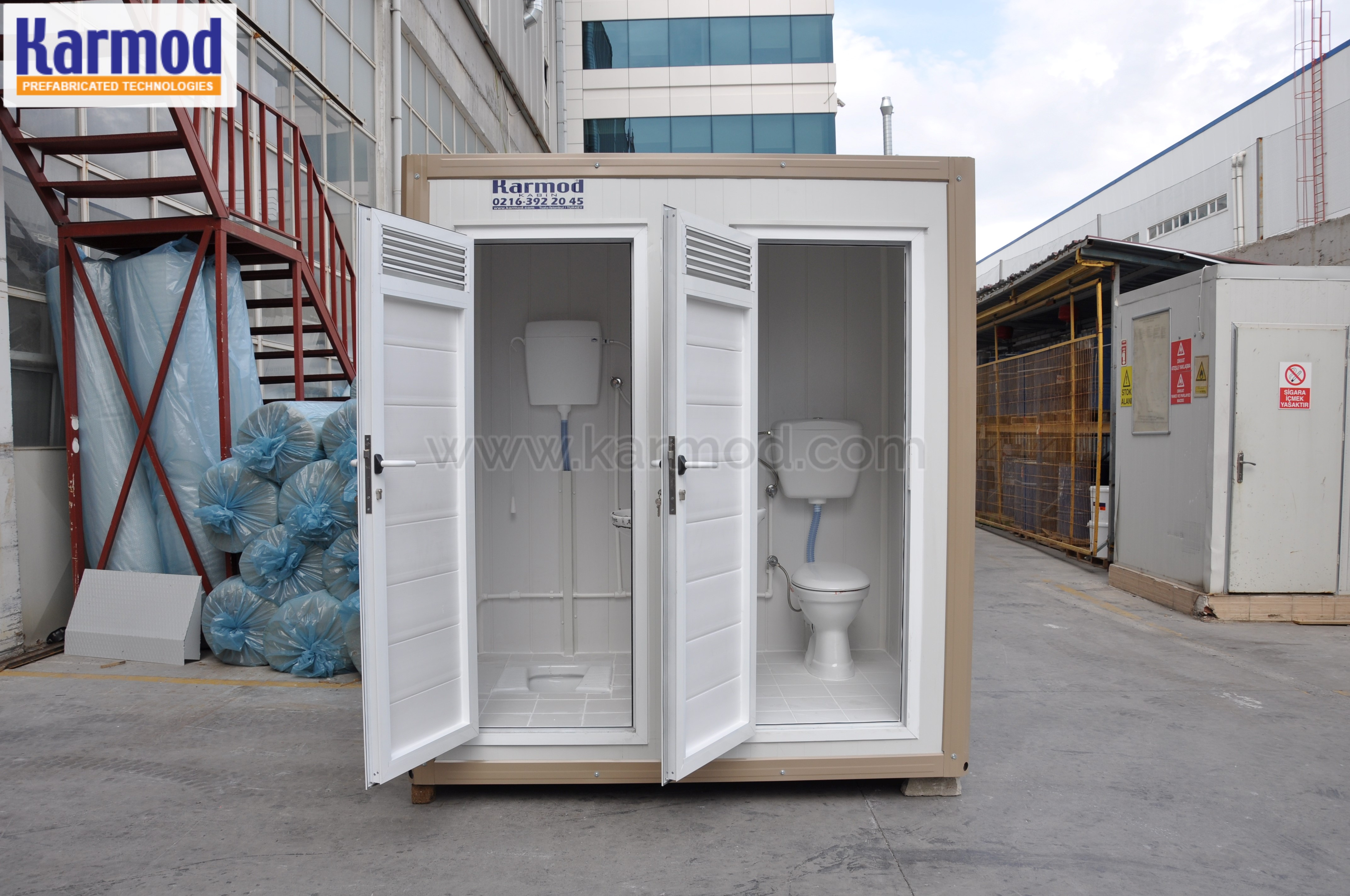 restrooms wc mobile