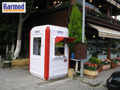security booth for sale