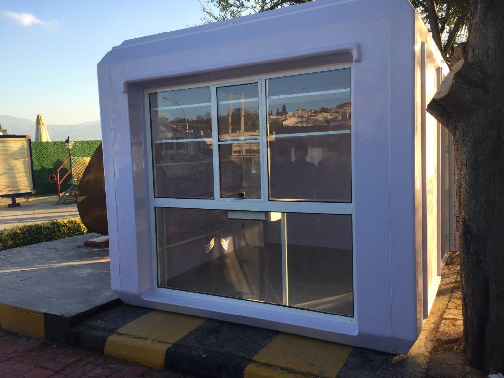 Mobile Solar Kiosk Business