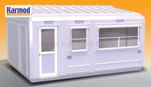 kiosk for fast food cameroon