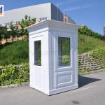 modular ticket booth