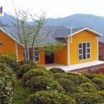 Pre-fabricated houses in Kenya