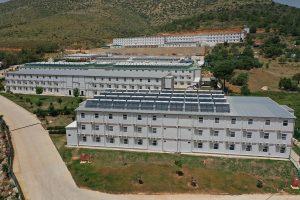 Kenya COVID-19 modular hospital