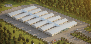 Kenya Field Modular hospitals