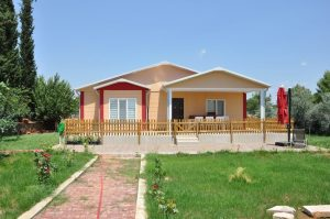 nhc prefabricated houses
