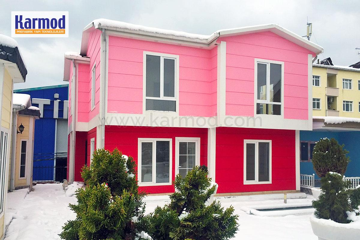 modern prefab houses