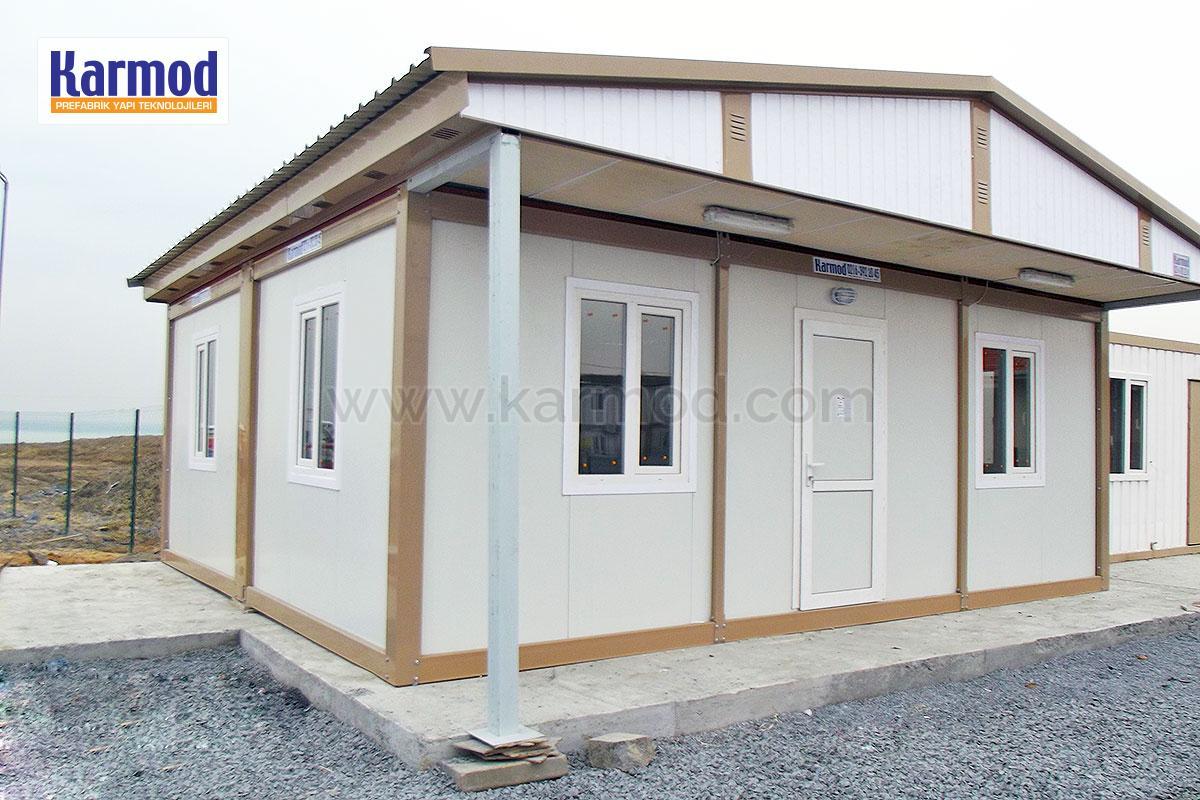 Modular accommodation units