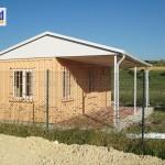 Prefabricated accommodation