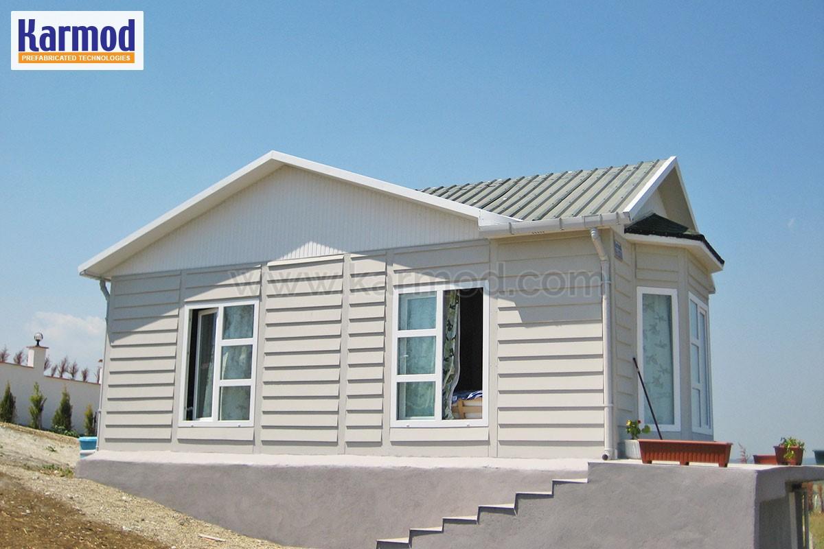 prefabricated home usa