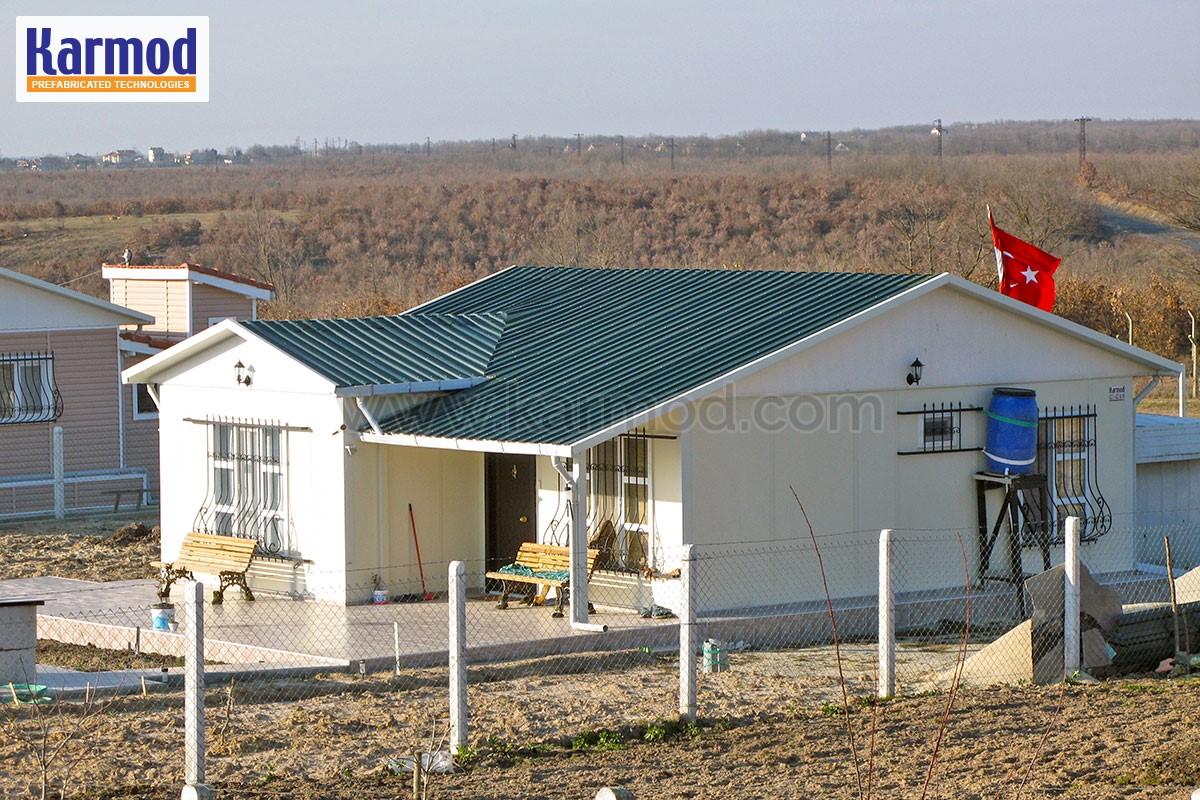 prefabricated homes canada